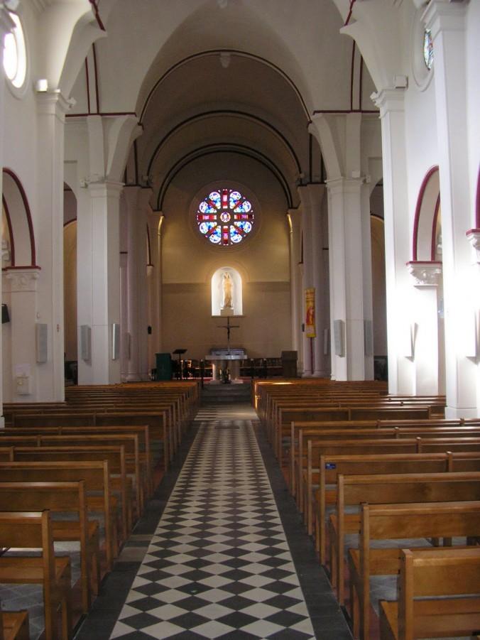 eglise catholique Bois-Colombes
