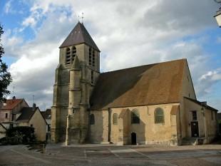 Eglise d'Aubergenville