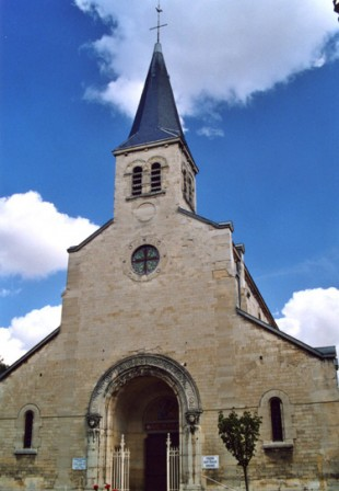 Joinville-le-Pont Church