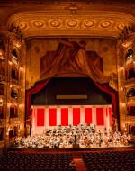 Teatro Colon in Buenos Aires, Argentina